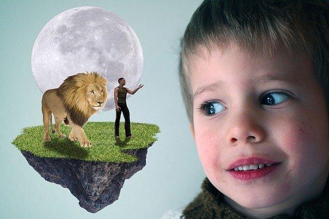 dětská fantazie