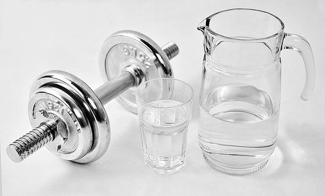 činka a voda