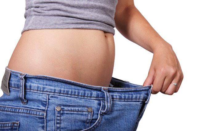 zhubnutí břicha