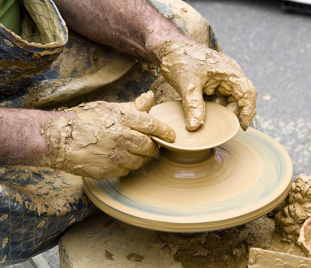 keramické dílo