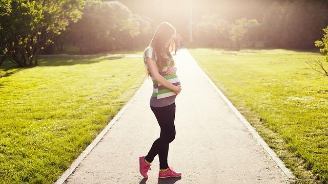 nastávající matka