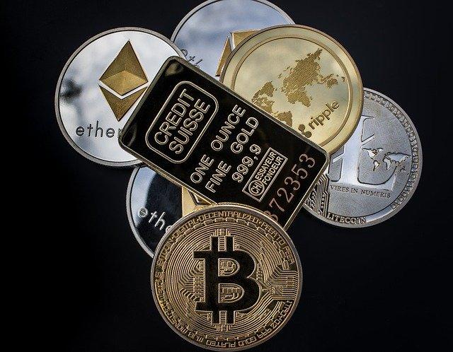 druhy mincí