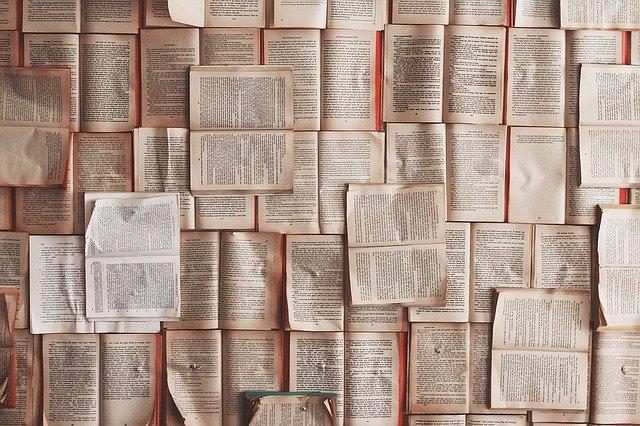 sušení knih