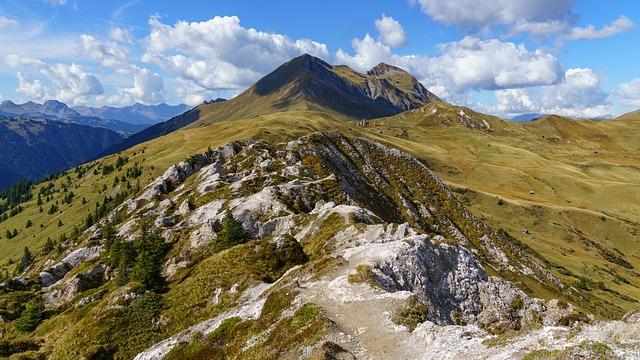 horská stezka